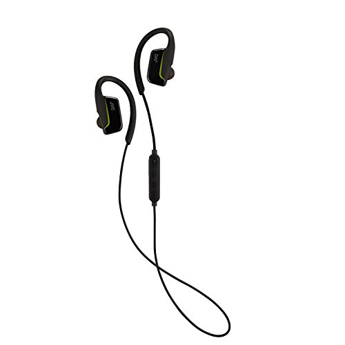 JVC HA-EC30BT-BE AE Draadloze in-ear sporthoofdtelefoon met over-ear beugel, zwart