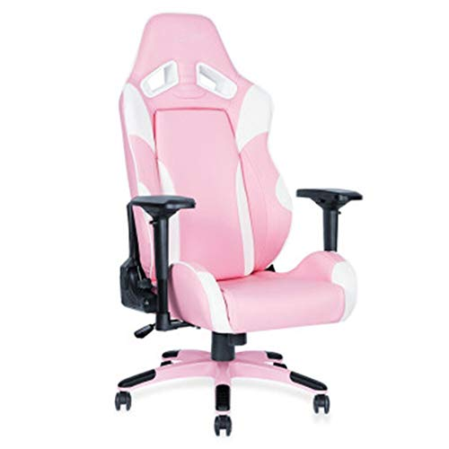 Anchor live stoel Gaming stoel Ergonomische bureaustoel Computer stoel meisje schattig stijlnaam size Lichtroze