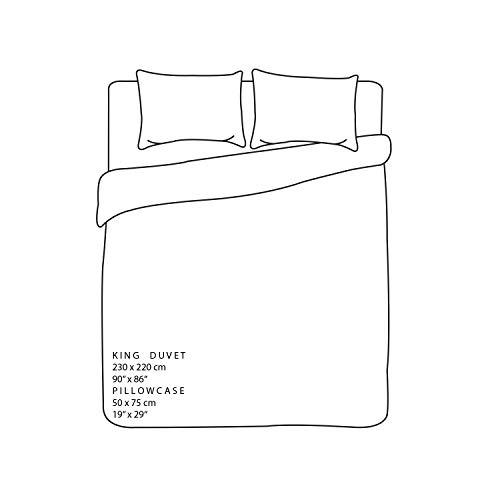Sleepdown Wendebettwäsche-Set