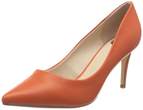 Buffalo Damen Fanny 2 Pumps, Orange (Orange 001), 39 EU