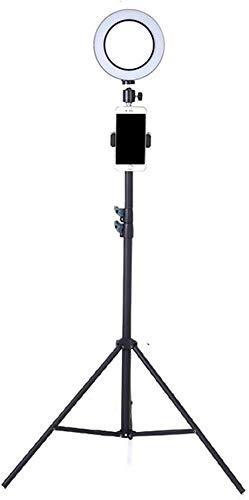 SLM-Max LED-vloerlamp, mobiele telefoon Vivo met drie poten met vullicht, voor buiten, opvouwbaar, draagbaar, licht