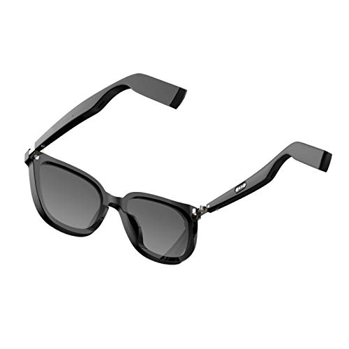 Smart Glasses Wireless Bluetooth Sunglasses Speaker Open Ear Headphones with Bluetooth Connectivity for Meeting Traveling Driving