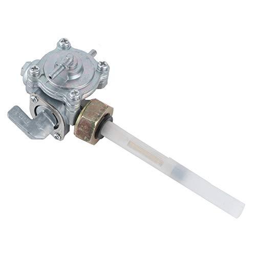 Interruptor de combustible, llave de gasolina 16951‑MF5‑01 interruptor de combustible de repuesto válvula de apagado, se adapta a GL650 Silver Wing - 1983 Fit Honda CMX450 VT500C VT500FT