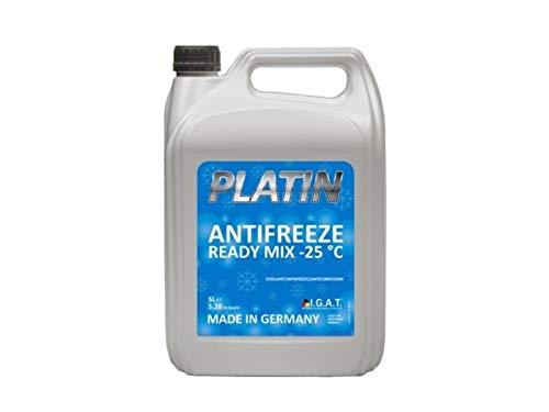Frostschutz Kühlerfrostschutz - Fertigmischung G11 (5 L) u.a. für, VW, Opel, Audi, Peugeot | Preishammer