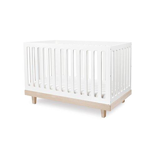 Oeuf Classic Arbor Crib, Birch