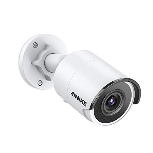 Lowest Price! ANNKE 8MP POE Security Camera 4K Ultra HD IP Camera for ANNKE 4K POE NVR Kit 100ft EXI...