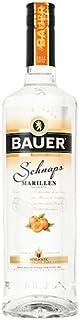 2x Bauer - Family Tradition Spirit Marillen-Schnaps, 700ml