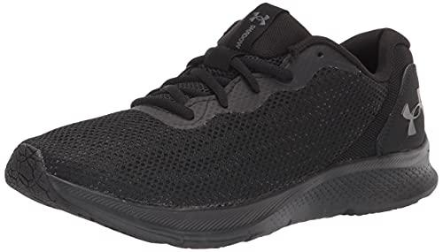 Under Armour Women's Shadow Running Shoe, Black (002)/Black, 9.5