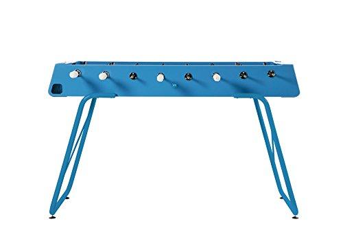 RS BARCELONA RS 3 Lujo futbolín (Azul) Poster RS 3 Azul RS 3 Azul: Amazon.es: Deportes y aire libre