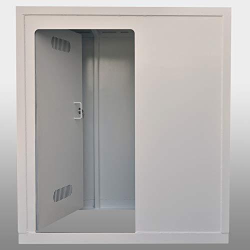 SteelSafe 4x6 Above Ground Safe Room | Steel Storm Shelter