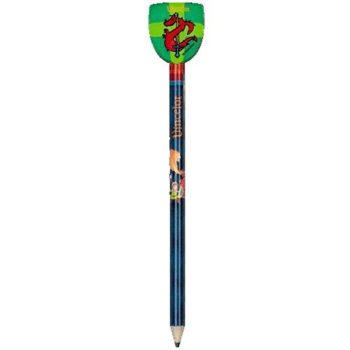 Crayon de papier avec gomme Vincelot