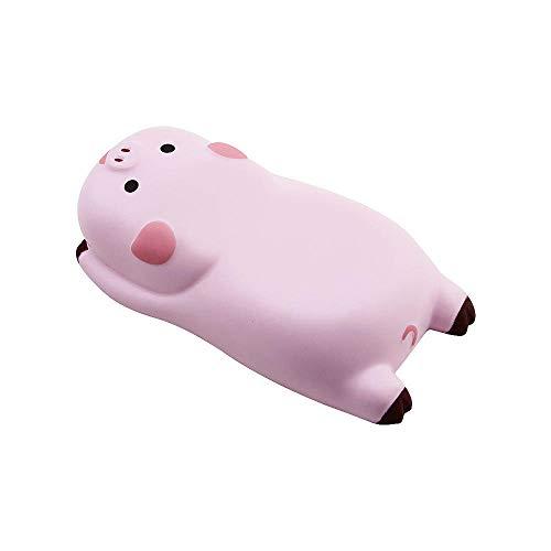 Cloth Gaming Mouse Pad -zur Vermeidung von Verschleiß - optimiert für Gaming-Sensoren - 135 * 72 * 30 mm Rosa Handballenauflage