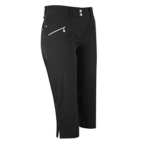 Daily Sports Ladies Miracle Water Capri Ladies Black Ladies UK Size 8 US 4 Regular