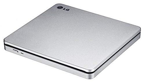 LG GP70NS50.AUAA10B 8X Slot External Slim-line USB DVD Writer Silber