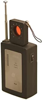 Sleauthgear Law-Grade Counter Surveillance PRO Sweep 10GHz - Equipped with both RF detection and a camera lens finder. Handheld Bug Sweep Detects All Active GPS Live Trackers and ALL Hidden Cameras