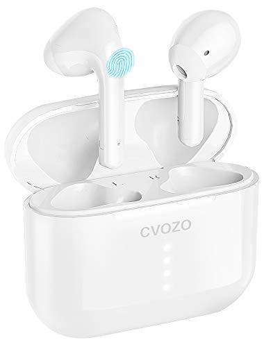 CVOZO Cuffie Bluetooth 5 Bassi Potenziati,...
