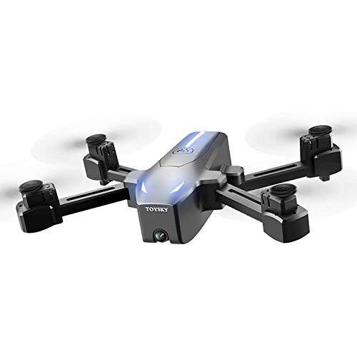 BHAHFL Drone FPV GPS S176 con videocamera Live HD 1080P per Adulti e Bambini, quadricottero RC con Ritorno Automatico a casa GPS, modalità Altitude Hold e Follow Me, Tempo di Volo Lungo
