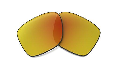 Oakley RL-Latch-Squared-6 Lentes de reemplazo para gafas de sol, Multicolor, 55 Unisex Adulto