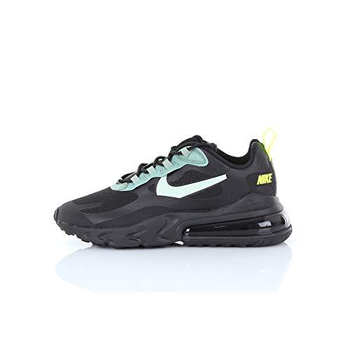 Nike Air Max 270 React UK 11 Zwart