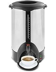 Royal Catering - RCKM-20 - Máquina de café con filtro - 1500 W - 80 - 90 tazas aprox. - Envío Gratuito