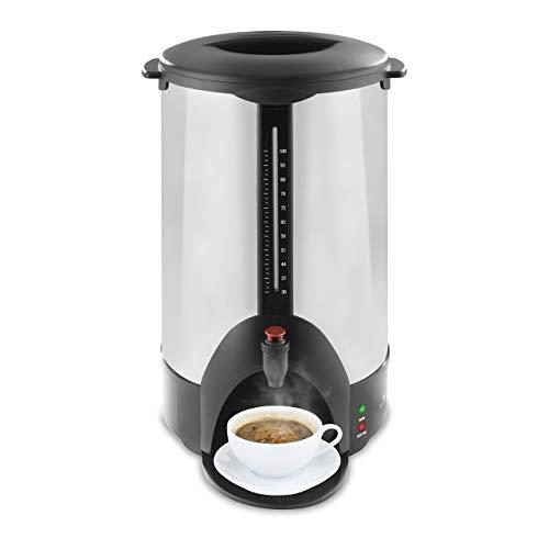 Royal Catering - RCKM-20 - Macchina del caffè professionale - 16 litri