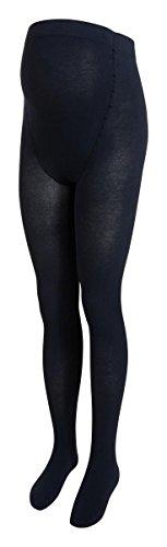 Umstandsmode Linique extra warme Strumpfhose für Schwangere, S (32-36), schwarz
