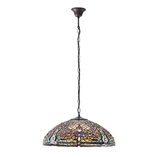 Anderson Tiffany grand plafonnier à trois lumières - Interiors 1900 63902