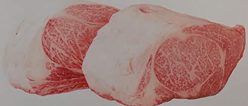 黒毛和牛 牛肉 リブロース かぶりなし A4〜A5 クラス 約3kg 真空 リブアイハーフ 冷凍 業務用