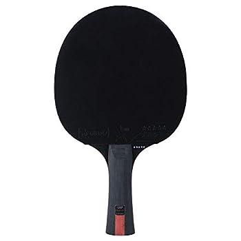 STIGA Unisex s 5-Star Prestige Tabletennis Bat Black/Red One Size