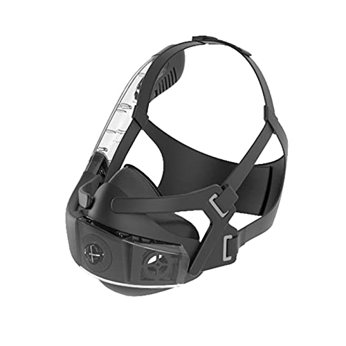 AWSA Máscara De Buceo Profesional Máscara De Snorkel Antivaho Máscara De Cara Completa Máscara De Cara Completa Segura Máscara De Buceo De Cara Completa Adecuado para Niños, Adultos methodical