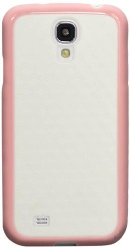 Katinkas Hybrid Cover for Samsung Galaxy S4 Mini, Fiber, White Pink