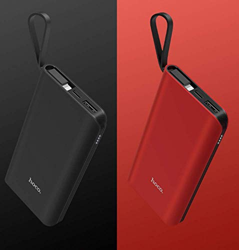 YueYong - Mini batería externa de 1000 mAh, carga rápida, cargador portátil con 2 salidas y 2 entradas para iPhone, Samsung, Huawei, iPad