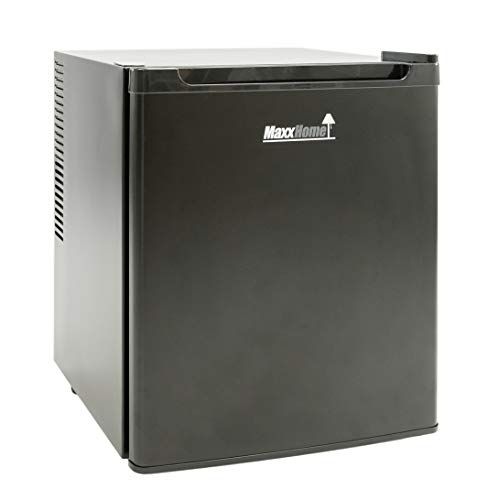 MaxxHome Mini Frigorífico - minibar - 38 litros de capacidad - 230 v - clase energética B (Negro)