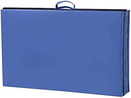 National products Four-Folded Gymnastic Long Beach Mall Mat Portable Yoga 1. 45.28 x 111.81