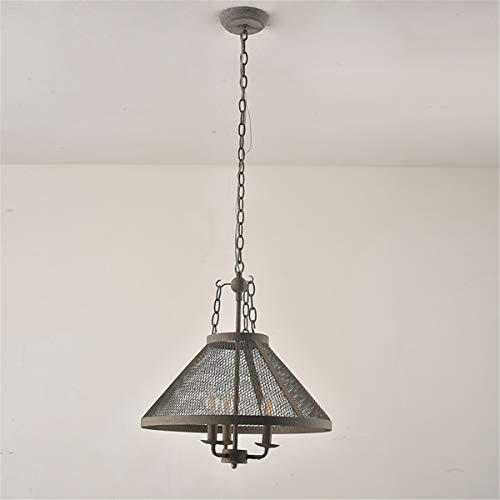 Industriellen Pendelleuchte,Designklassiker Hängelampe Lampe,with Metall Leuchten E14 110V-240V,for Büro/Flur/Esstisch