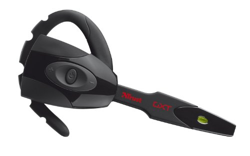 Trust Gaming GXT 320 Bluetooth Headset for PC and Playstation 3 (PS3) - Black
