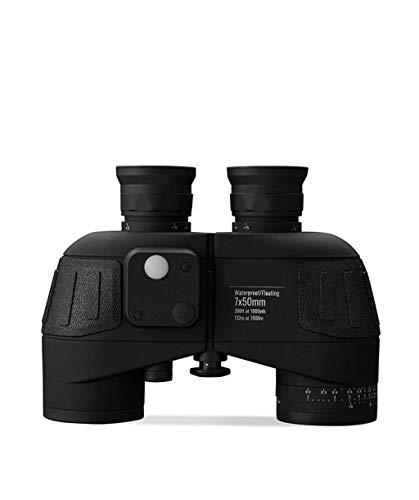 MYXMY Binoculares portátiles de Alta Potencia for Exteriores, de Alta definición, sin Infrarrojos, de visión Nocturna Que se extienden a un Cuerpo Humano náutico Militar Francotirador