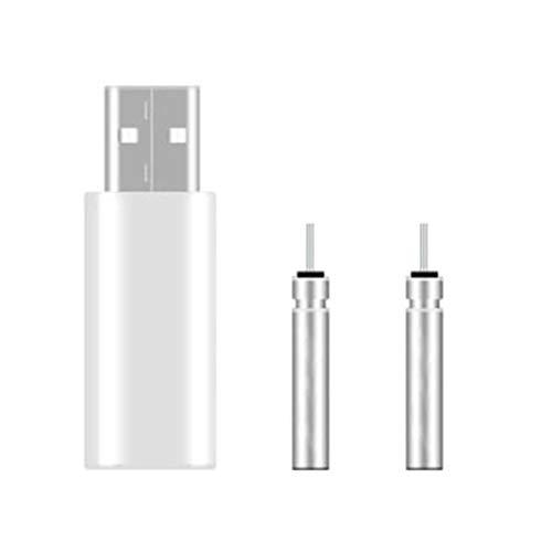 CLFYOU Batería Recargable,Batería de Flotador de Pesca Cargador USB Cargador de Flotador...