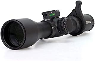 MK Machining - Steiner Riflescope - T5xi 3-15x50mm SCR Reticle - Comes with Carbon Fiber Throw Lever and Billet Scope Level (Set of 3)