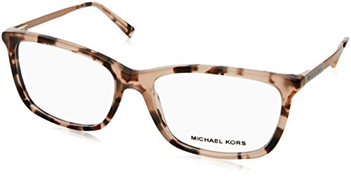 Michael Kors 0MK4030 Occhiali, Pink Tortoise, 54 Donna