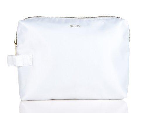 HauteLook White Cosmetic Case (7 H x 9.5 W x 1.5 D) NEW! by Hautelook