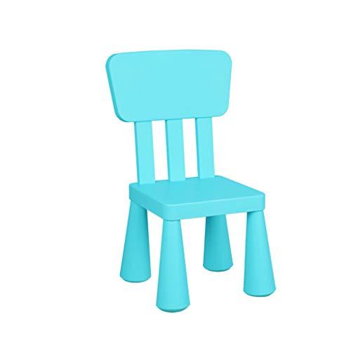 Chaise Pour Enfant Multifonctions/En Plastique Tabouret Pour Enfant/Fauteuils Pour Enfant/Chaises De Bureau Pour Enfant/Pour Jardin D'enfants, Chambre, Salon, Avec Garçon Et Fille B