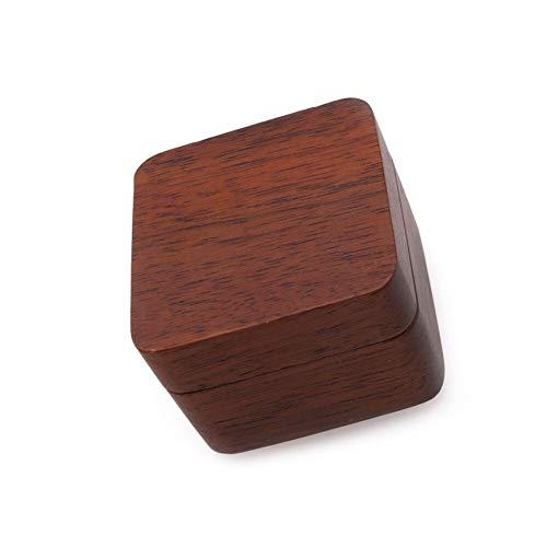Gitarren-Auswahl-Platz aus Holz Aufbewahrungsbox Gitarren Picks-Halter-Behälter Vitrine Gitarre Supplement Musikinstrumente & DJ-Equipment