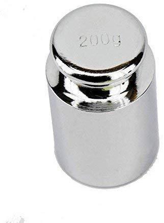 Weddecor 105g kalibratie gereedschap nikkel vergulde hoge precisie gewichten voor kalibreren elektronische, digitale, analoge weging sieraden Pocket weegschalen 5g tot 50g