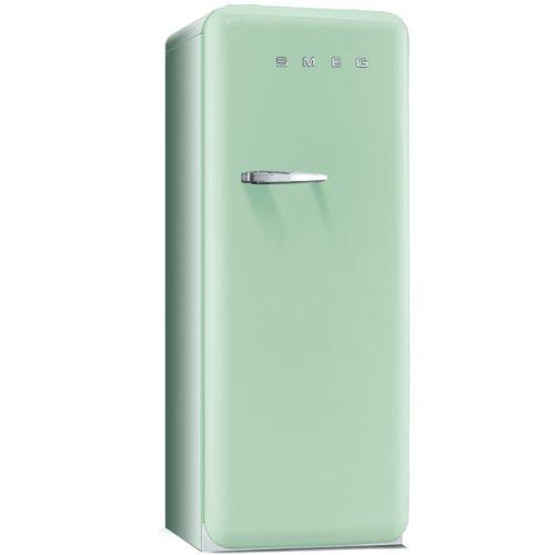 Smeg FAB28RV1 Standkühlschrank / A++ / 248 L / mit integriertem Gefrierteil / Rechtsanschlag