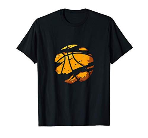 Basket É Una Parte Di Me Giocatore Di Basket Regalo Maglietta