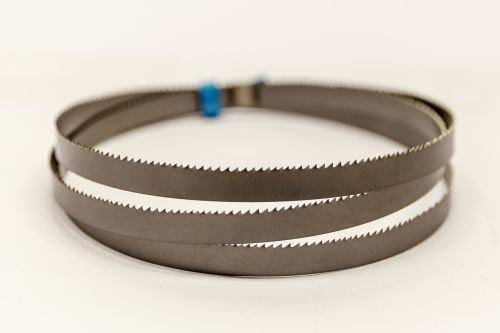 3 x Bimetall Sägeband 1140 x 13 x 0,5 mm mit 14/18 ZpZ für Akku Bandsäge Milwaukee Fuel M18 CBS125