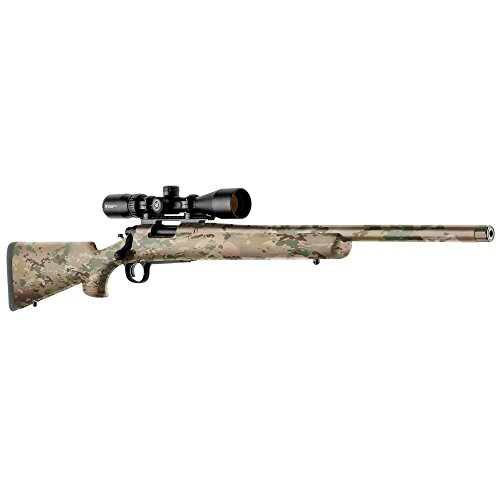 GunSkins Rifle Skin - Premium Vinyl Gun Wrap with Precut Pieces - Easy to Install and Fits Any Rifle - 100% Waterproof Non-Reflective Matte Finish - Made in USA - GS Military OCP