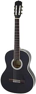 جيتار كلاسيك ماركة فيتنس لون أسود بإطار أبيض