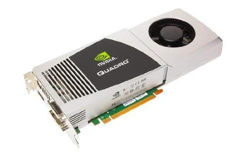 Nvidia Quadro FX 5800 4GB CAD Grafikkarte Graphics Card (Generalüberholt)